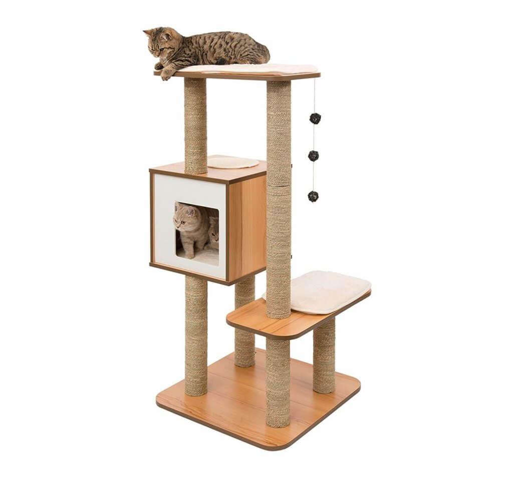 Arbre à chat vesper high base