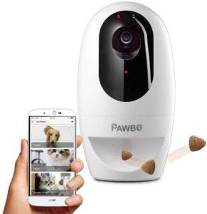 pawbo plus caméra interactive chat et chien