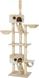 Tectake arbre à chat xxl plafond